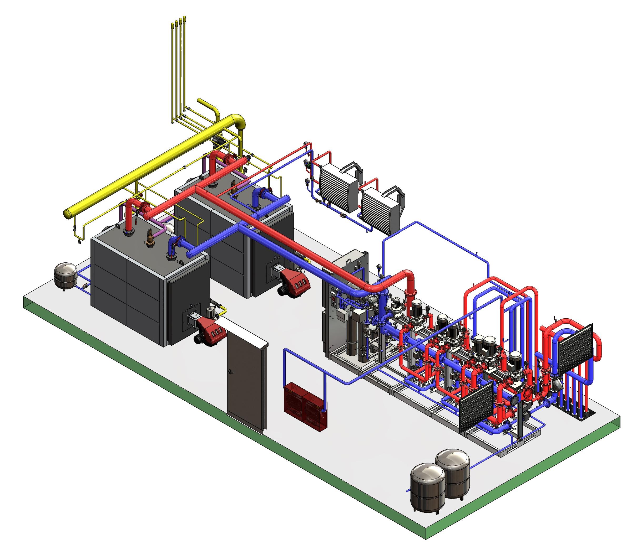 проектирование блочно модульных котельных